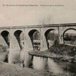 Viaduct de Berjou postcard