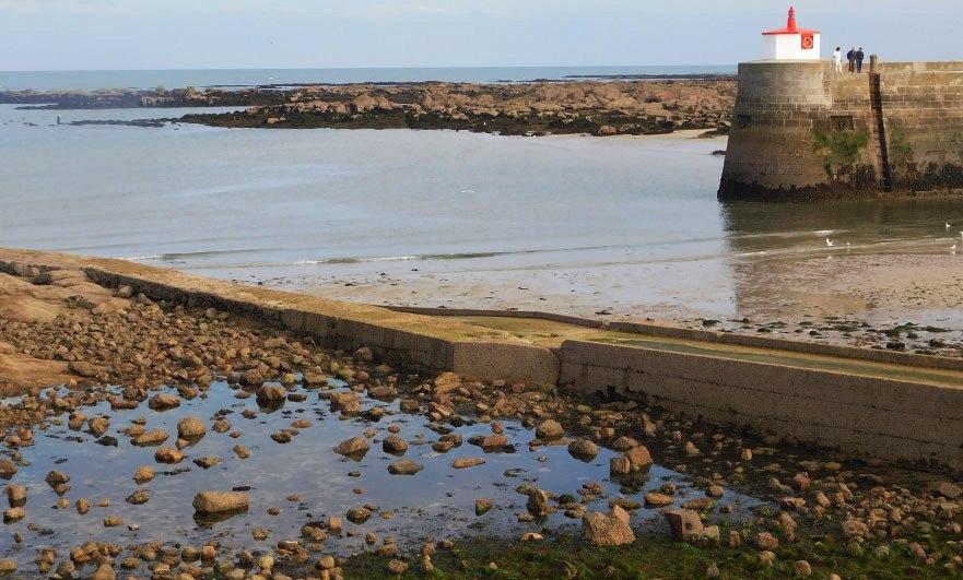 Harbour at Barfleur