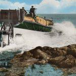 Lifeboat Barfleur, postcard