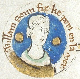 William Ætheling 17 year old Duke of Normandy