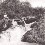 Waterfalls on the way to la fosse Arthour